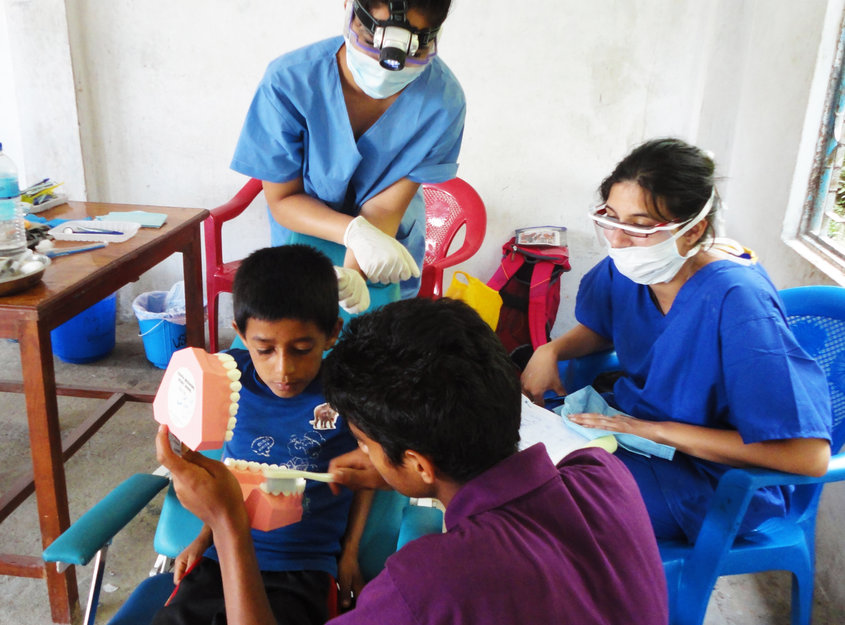 dentistry electives in pokhara nepal