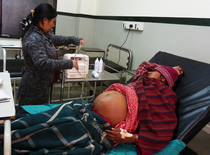 midwifery placements in nepal