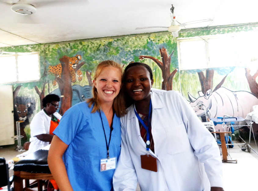 physical therapy electives in arusha tanzania