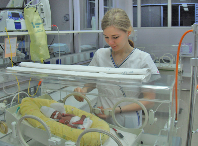 midwifery elective in south america
