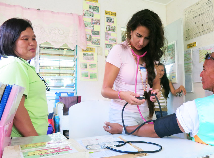 nursing elective in bacolod philippines