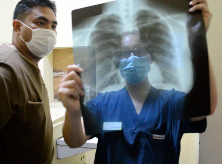 Radiography Electives, Philippines (Iloilo)