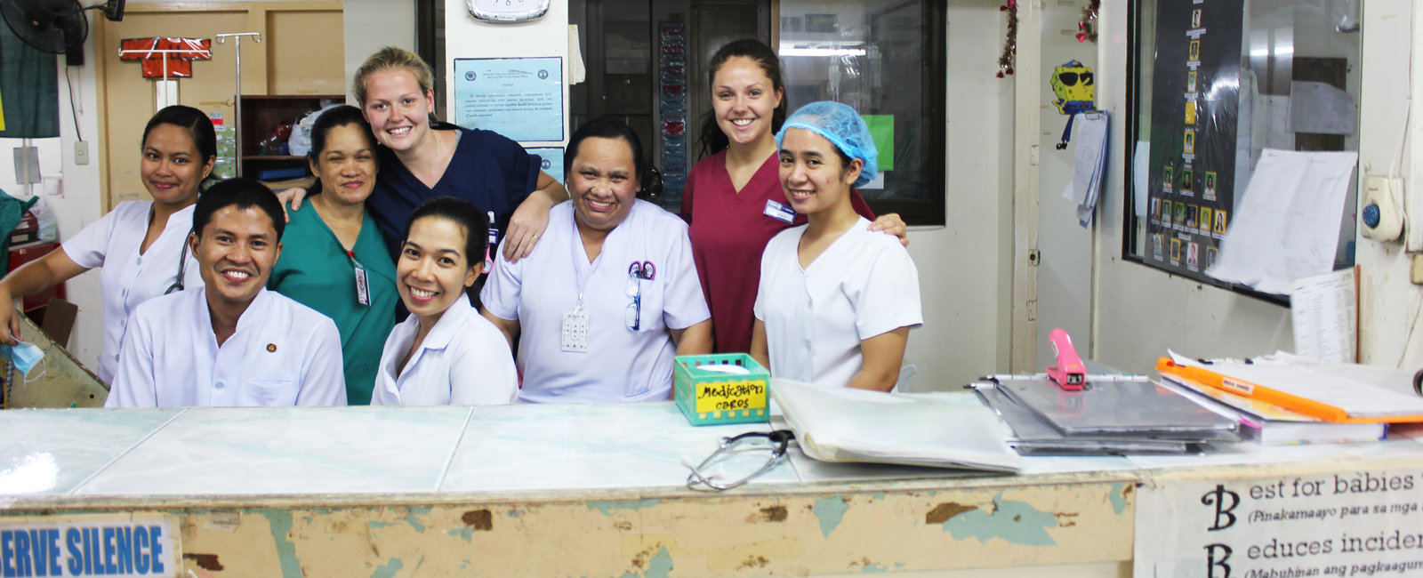 Bethany Brockbank - Nursing Electives in Iloilo, the Philippines