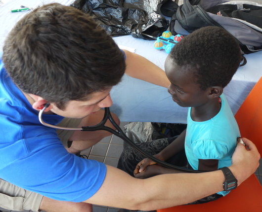 Medical Internship, Ghana (Takoradi)