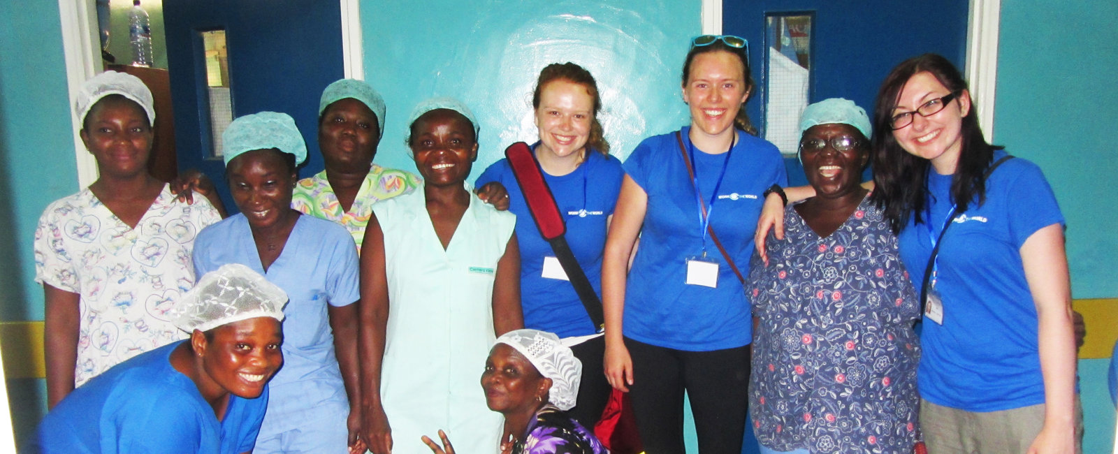 Amanda Green - Midwifery Electives in Ghana Takoradi