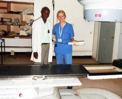 Radiography Placement, Tanzania (Dar es Salaam)