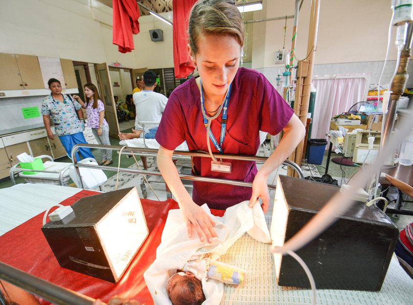 midwifery internships