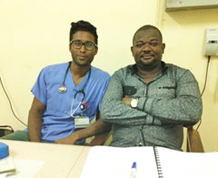 Prathiba's Review of his Medical Internship in Ghana