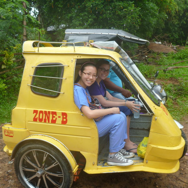 Pei Jean's Review of her Nursing Internship in the Philippines