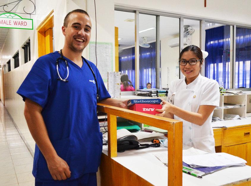 nursing electives abroad