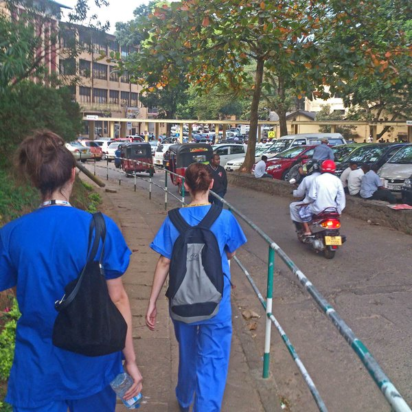 Louise's Review of her Physiotherapy Elective in Sri Lanka