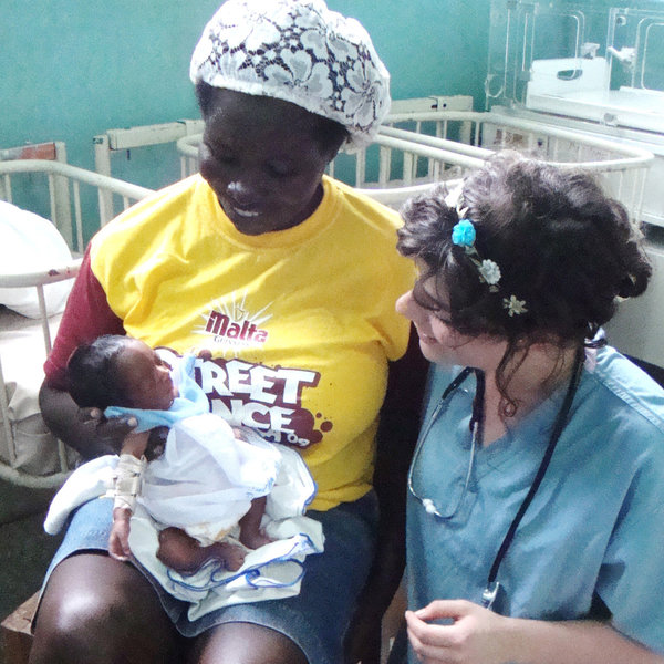 Anne's Review of her Midwifery Elective in Ghana