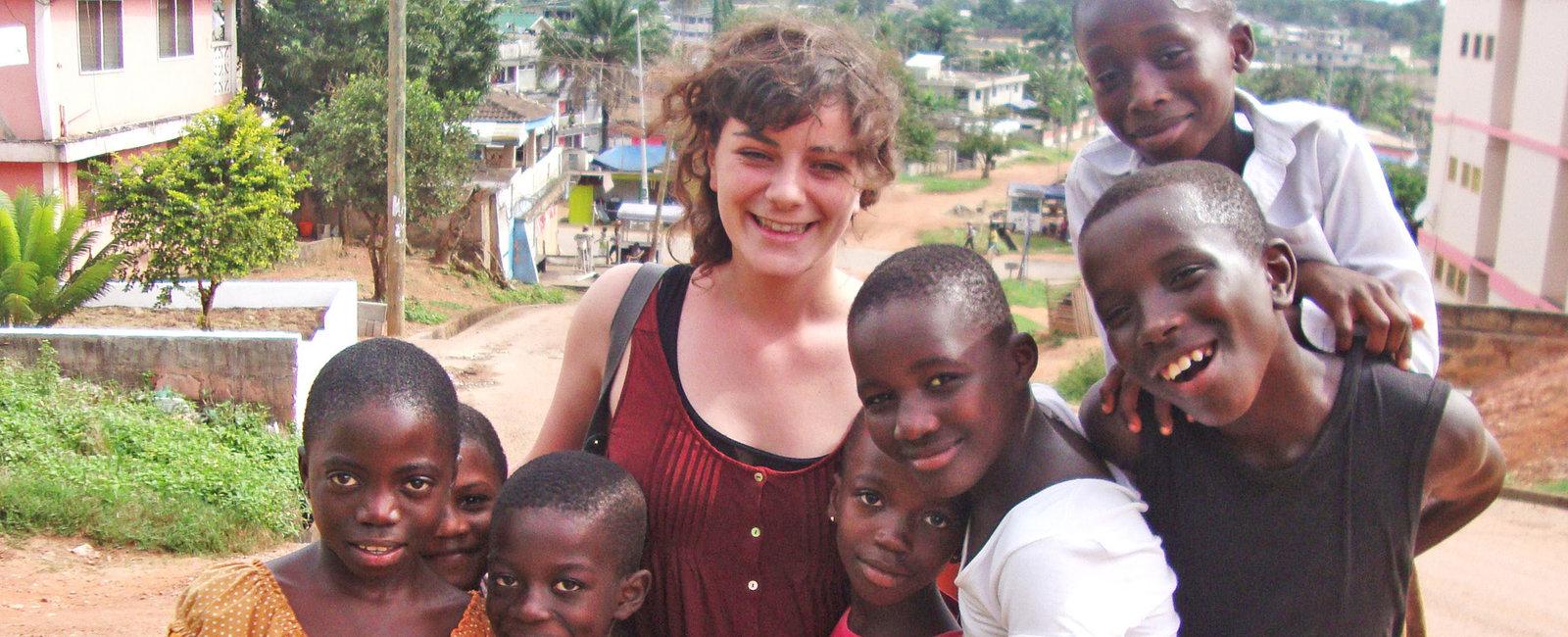 Anne Dichmont - Midwifery Electives in Ghana Takoradi