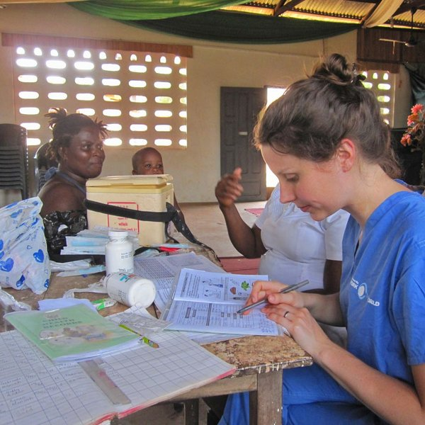 Lisa's Medical Elective in Ghana with Work the World