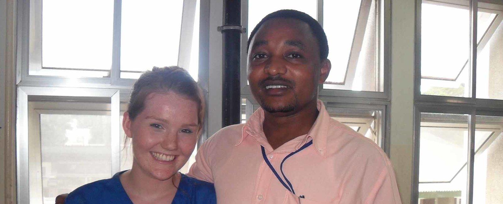 Breige McGovern - Nursing Electives in Tanzania Dar es Salaam