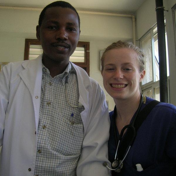 Rachel's Review of her Medical Elective in Dar es Salaam