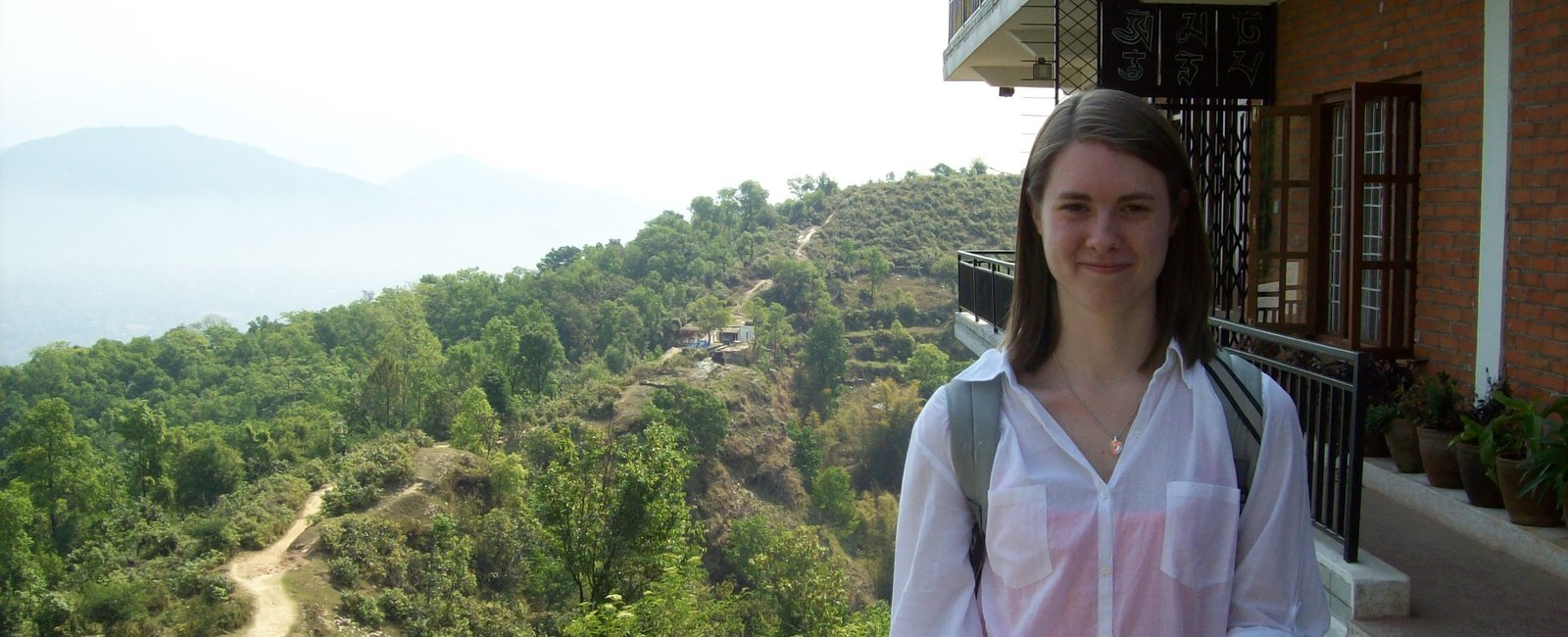 Aileen Selfridge - Physiotherapy Electives in Nepal Pokhara