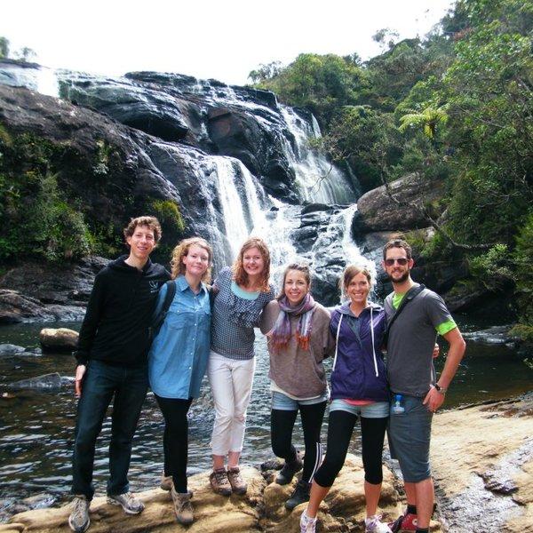 Isobel's Review of her Nursing Elective in Sri Lanka