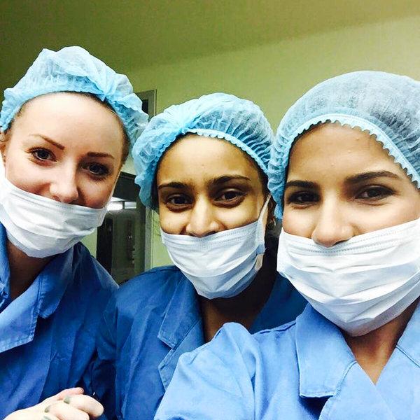 Sandra's Review of her Nursing Internship in Sri Lanka