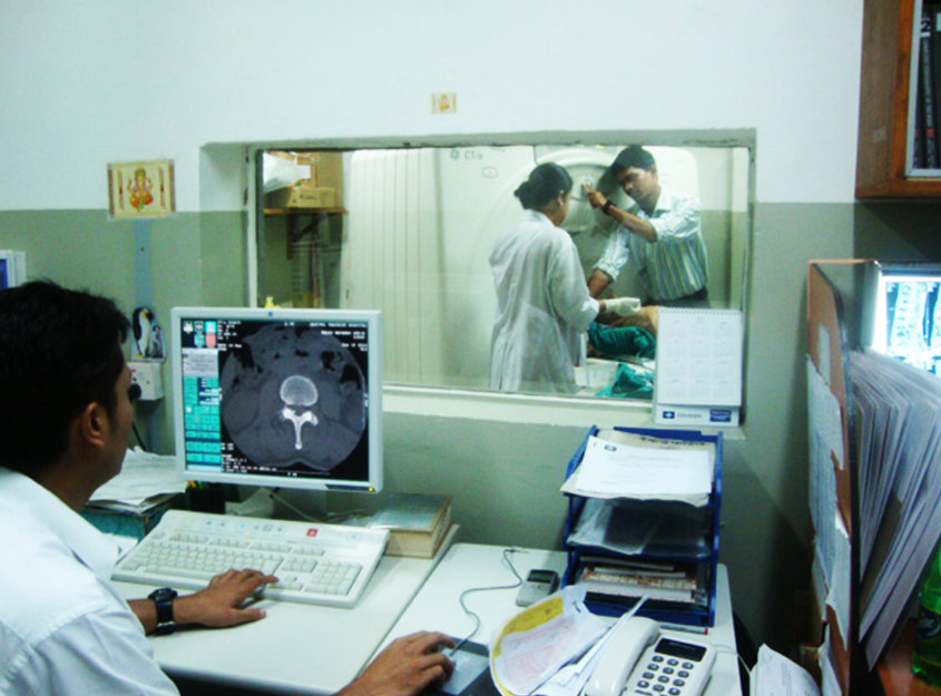 radiology elective