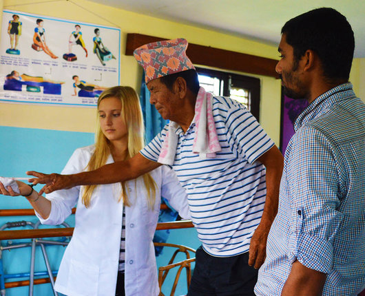 Physiotherapy Placement, Nepal (Pokhara)