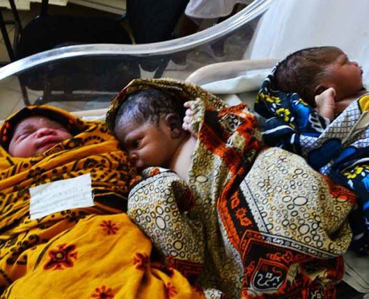 Midwifery electives in Tanzania