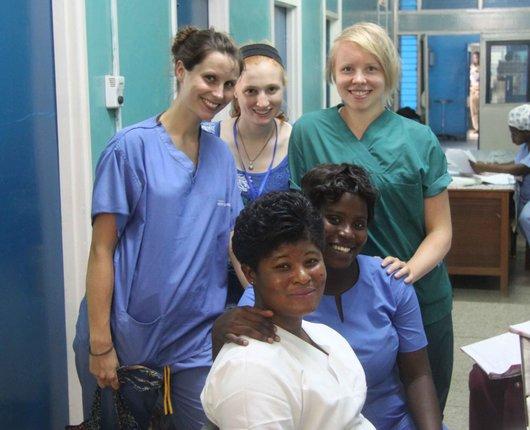 Nursing Electives in Zambia