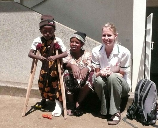 Physiotherapy Placements in Zambia