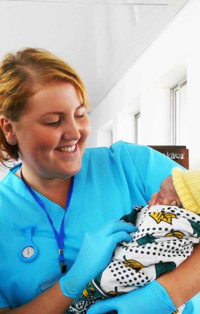 Midwifery Electives Overseas